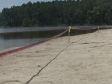 Bacteria closes Falls Lake beaches again