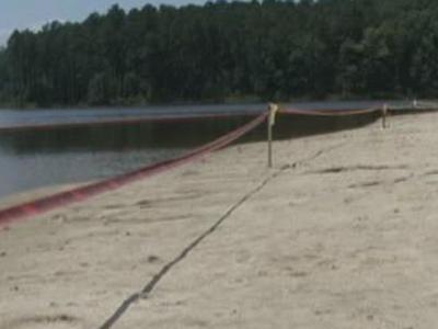 Bacteria closes Falls Lake beaches again