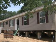 Modular home controversial in Cary subdivision