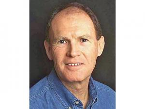 N.C. Zoo representative Tom Gillespie