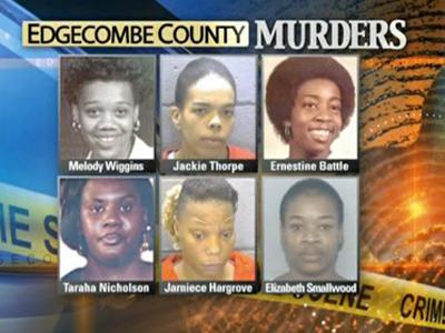 The discovery of the remains of Melody Wiggins, Jackie Thorpe, Ernestine Battle, Taraha Nicholson, Jarniece Hargrove and an unidentified woman have prompted authorities to form a special task force to determine if the deaths are related.