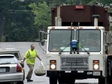 Controversy surrounds Garner's trash pickup bid