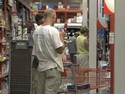 The Home Depot offers workshops on do-it-yourself home repairs.