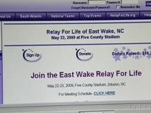 Relay for Life volunteers at center of police probe