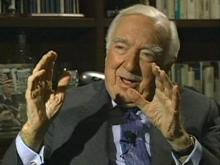 Cronkite's 'ultimate disappointment'? Not flying in space