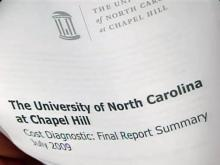 Bain & Co. report to streamline UNC-Chapel Hill
