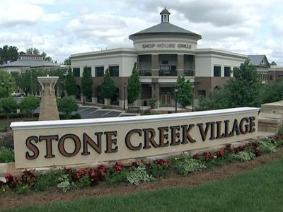 Stone Creek Village in Cary