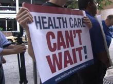 Health care debate takes center stage in Raleigh