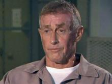 Mike Peterson in prison