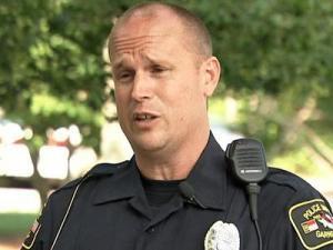 Garner Police Sgt. Joe Binns
