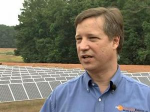 Bob Kingery, co-founder and director of operations for Southern Energy Management.