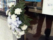 Doughnut shop customers remember slain worker