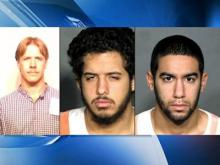 N.C. men charged with plotting 'violent jihad'