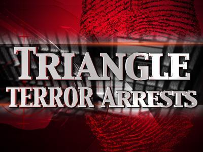 Triangle Terror Arrests