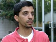 Imran Aukhil, of the Islamic Center of Raleigh