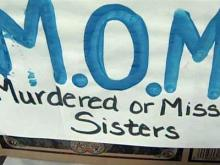 The families of five murdered Rocky Mount women have formed the community group MOMS (Murdered or Missing Sisters).