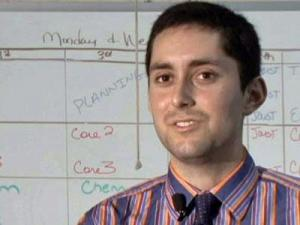 Teacher Pablo Friedmann struggled to find a rental property in the Warrenton area.
