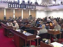 Lawmakers give preliminary OK to budget
