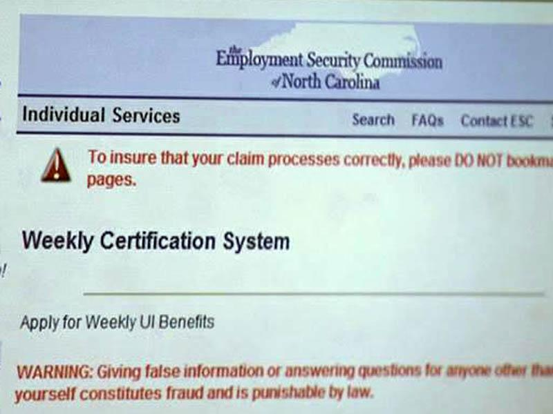 Computer Problems Annoy Unemployment Filers Wral