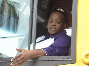 Wake County school bus driver Nytoisha Bennett