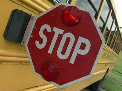 School bus drivers train to avoid drop-off mishaps