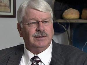 Agriculture Commissioner Steve Troxler says he believes China could help rescue North Carolina's tobacco industry.