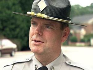 N.C. Highway Patrol Capt. Everett Clendenin