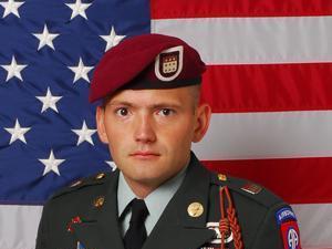 Sgt. Jeffrey A. Van Us