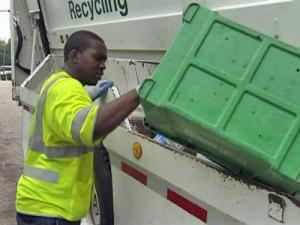 Recycling rules haven't changed; however, collection crews are strictly enforcing the existing policies.