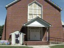 Priest locked out of Robeson County church