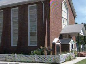 St. Andrew Catholic Church, 301 Mercer Ave. in Red Springs.