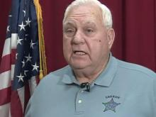 Cumberland sheriff sends tough message