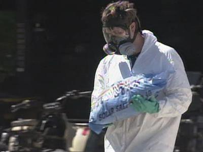 Mobile meth labs becoming popular