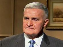 Retired Army Gen. Hugh Shelton remembers Sen. Kennedy