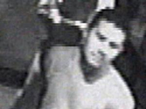 Raleigh police spokesman Jim Sughrue released surveillance photographs Sunday, August 30, 2009, which were taken in downtown Raleigh. The person in the photos was in the company of Jurgen Dietmar Cheston prior to his death, Sughrue said.