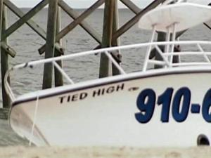 A boat operated by N.C. Watersports was involved in an Aug. 28, 2009, parasailing accident in which two women were killed.