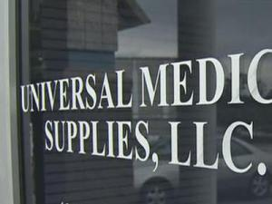 Federal investigators allege that Kalu and Kecia Kalu used their Raleigh company, Universal Medical Supplies, to submit bogus claims to Medicare for reimbursement.