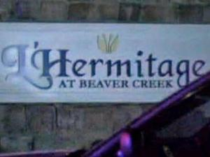 A fire hit a 2-story, 3,500-square-foot home in the L'Hermitage at Beaver Creek subdivision, at Olive Chapel and Caley roads, early Monday, Sept. 7, 2009.