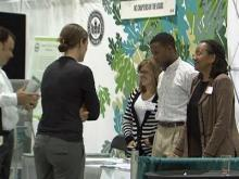Tradeshow offers tips for greener homes