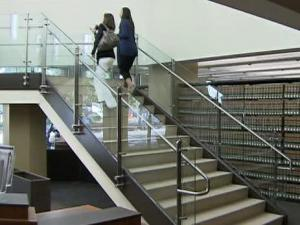 Students explore Campbell's Raleigh law school