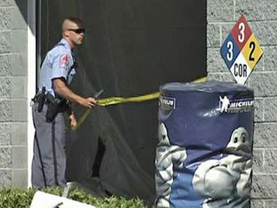 A construction worker died Sunday afternoon after a wall collapsed at Precision Tune Auto Care in Raleigh and killed him, according to police.
