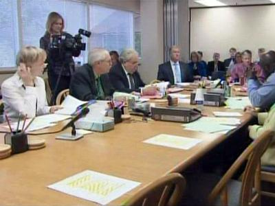 The Wake County Public School System met on Sept. 15, 2009.