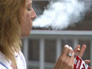 State workers who don't smoke could get discounts on their health coverage, beginning next July.