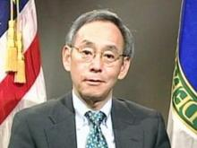 Web only: U.S. energy secretary talks about clean energy in N.C.