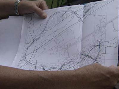 Annexed residents want Cary services