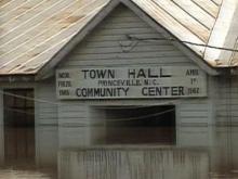 Princeville rebuilds after Hurricane Floyd