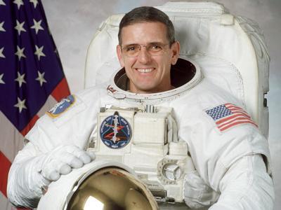 NASA Astronaut Bill McArthur Jr.
