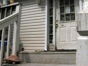 Two men burst through the door of a home on Lower Moncure Road near Sanford on Sept. 17, 2009, and beat and robbed the disabled homeowner.