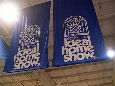 The Southern Ideal Home Show was held at the North Carolina State Fairgrounds.