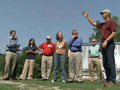 Food safety is a growing concern that starts on the farm. On Monday, federal authorities visited several local farms as part of study into possible changes in safety regulations.